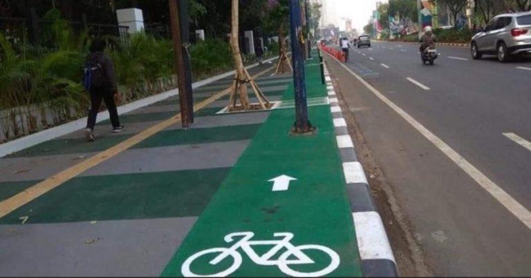 Pontianak Kaji Taman Khusus Sepeda