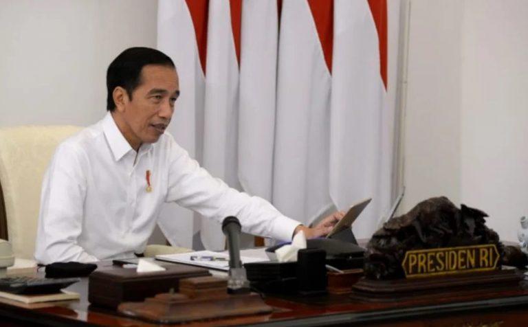Jokowi Sindir APBD Ngendap Rp 170 T, Kalsel 43 Persen