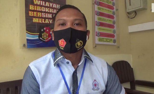 AKP Alfian Tri Permadi Kasat Reskrim Polresta Banjarmasin