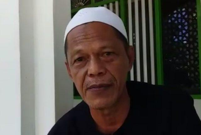 Abdullah Siddiq Kaum Mushollah Miftahul Khair
