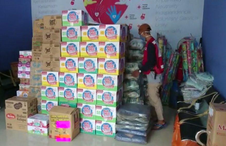 Bantuan Untuk Korban Banjir di Pelaihari