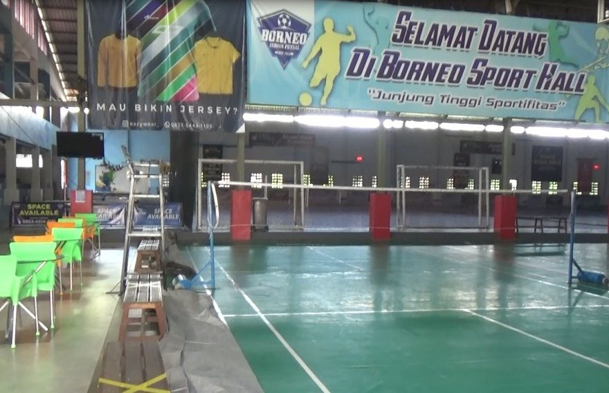Borneo Indor Futsal Banjarmasin akan menggelar turnamen futsal kemerdekaan