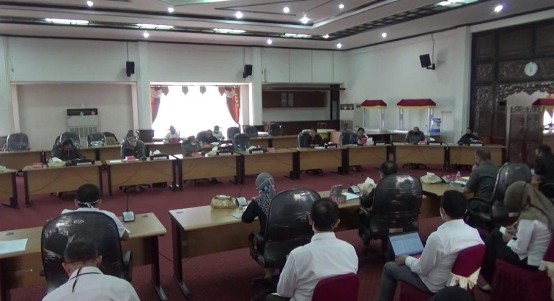 DPRD Kabupaten HSS