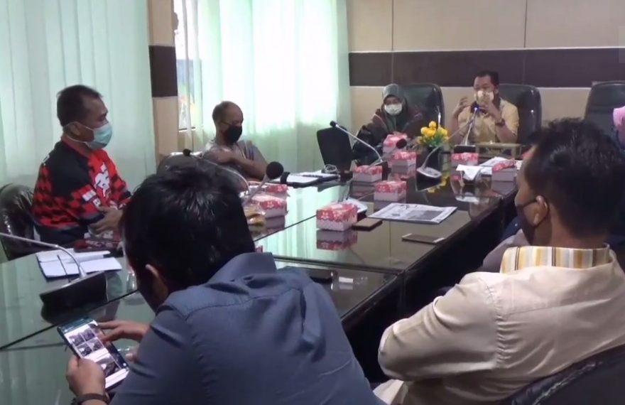 DPRD kota Banjarmasin di komisi IV menyoroti kebijakan proses PJJ