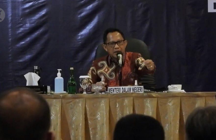 Dok Antara : Mendagri, Tito Karnavian