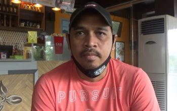 Edy Susanto Pelatih Kepala Kancil BBK Pontianak