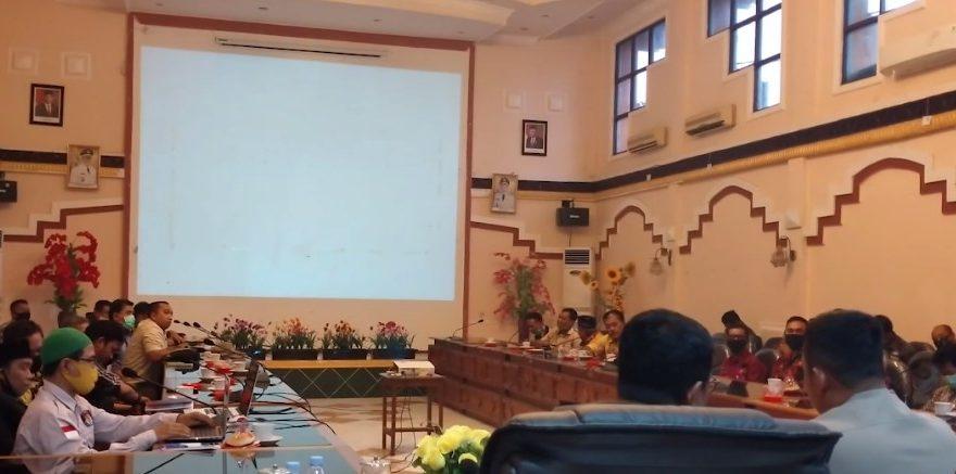 FKPI Kotabaru menyusun strategi Pilkada 2020