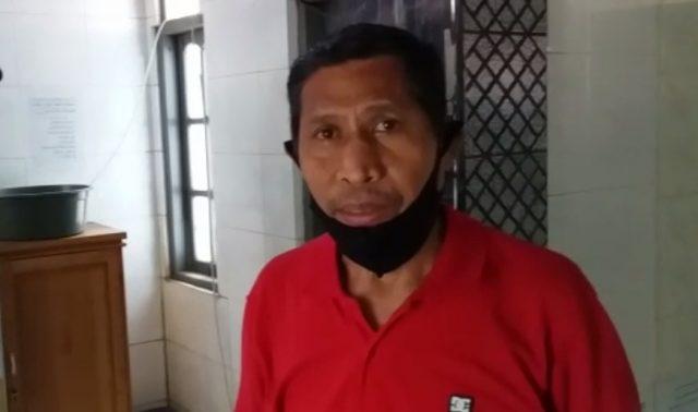 H Zainal Pengurus Langgar Al Hidayah