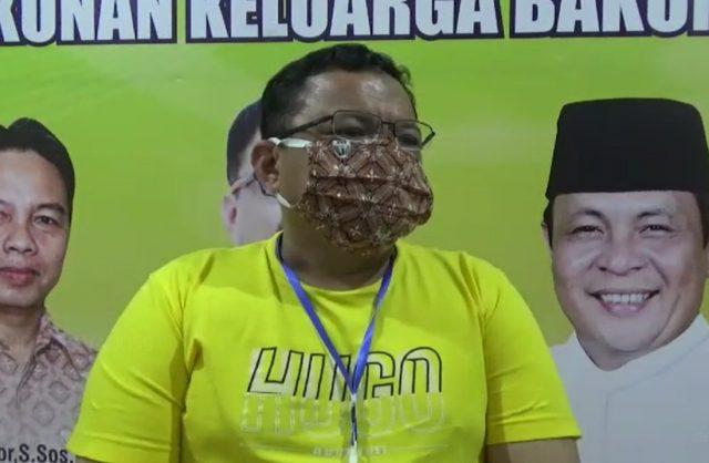 H. Yuni Abdi Nur Sulaiman, ketua harian PS Barito Putera