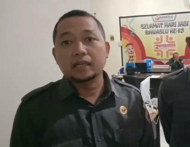 HM. Yasar, Ketua Bawaslu Banjarmasin.