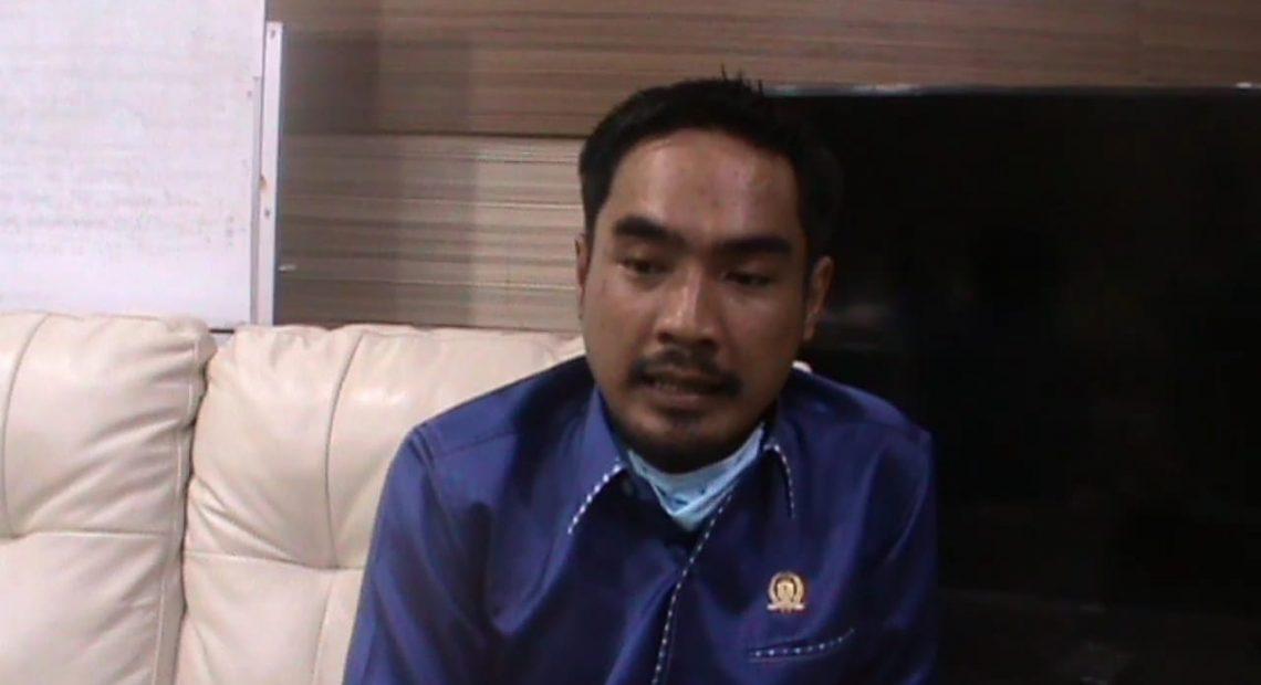 Harry Wijaya Ketua DPD PAN Banjarmasin