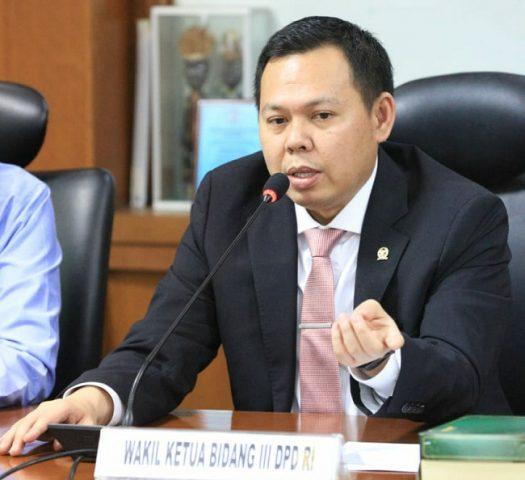 Wakil Ketua DPD RI Dukung Program Kartu Prakerja Dihentikan