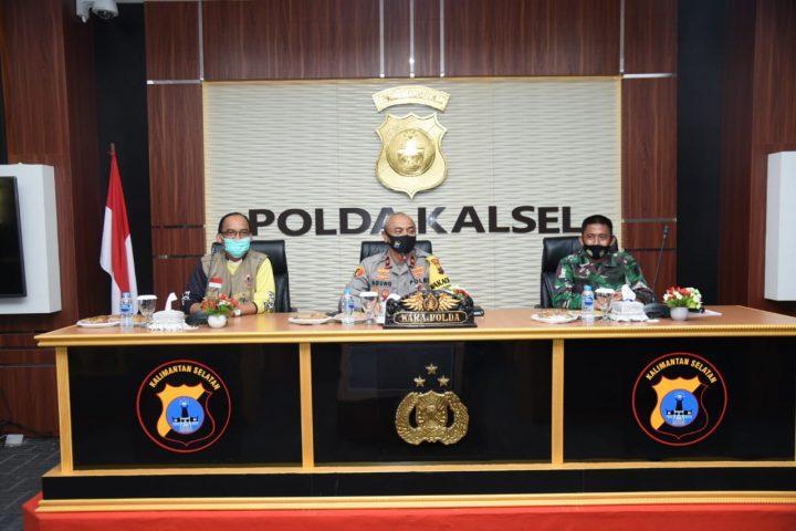 Panglima TNI dan Kapolri Dijadwalkan Tinjau Kampung Tangguh Banua di Banjarbaru