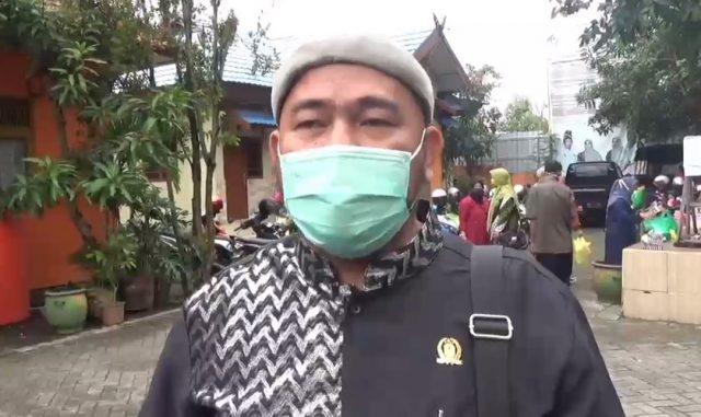 Ismail Iberahim, Anggota DPRD Asal PBB