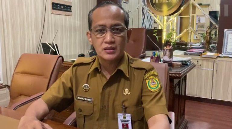 Machli Riyadi, Juru Bicara Tim GTPP Kota Banjarmasin