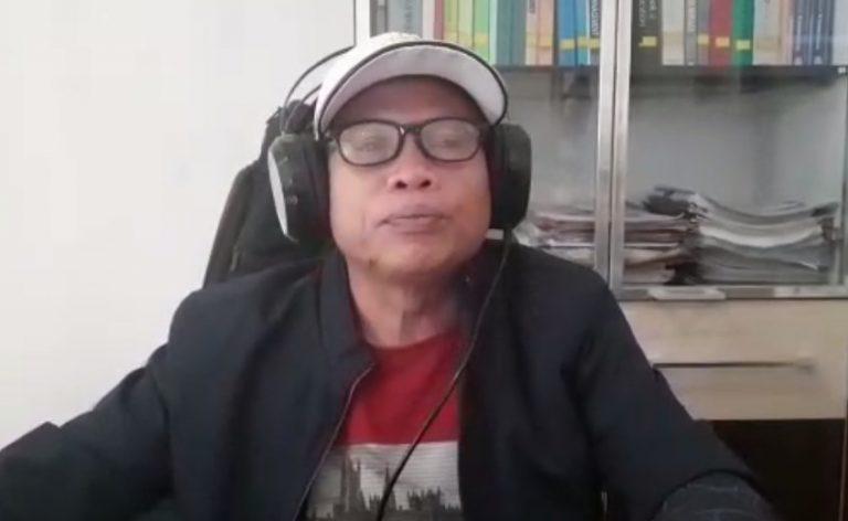 Ma'ruful Kahri Kepala Jurusan JPOK ULM Banjarbaru