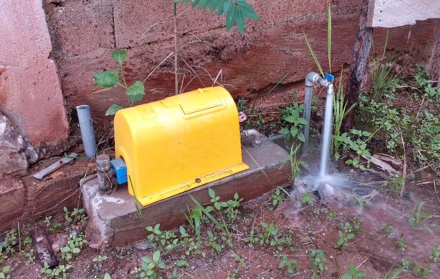 PDAM Kotabaru sudah bisa mengalirkan air ke Perumahan ASN