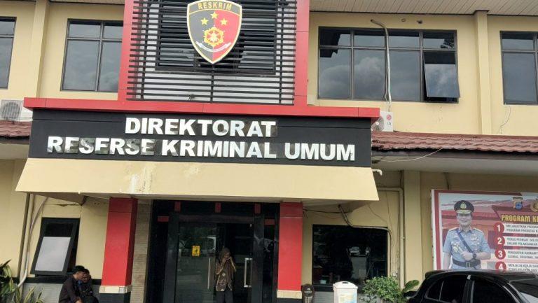Pasutri dilaporkan Atas Penggelapan Uang ke Direktorat Krimum Polda Kalsel