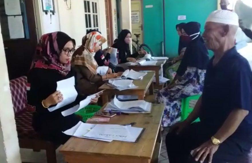 Pengambilan Dana Bantuan Dari APBD Kabupaten Banjar