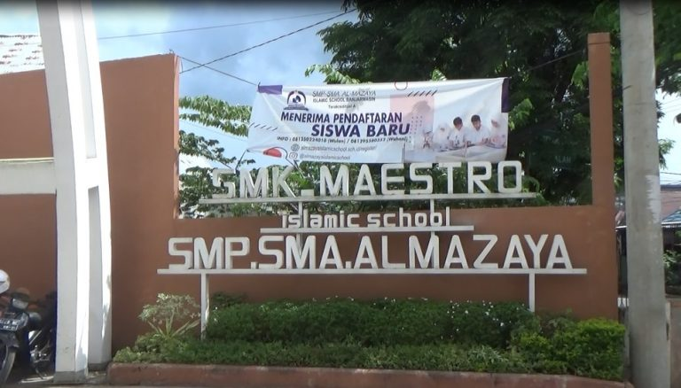 SMA Almazaya menerapkan Pendaftaran Peserta Didik Baru melalui jalur online