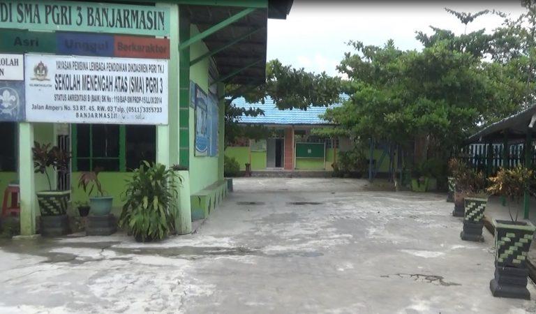 SMA PGRI 3 Banjarmasin masih minim peminta