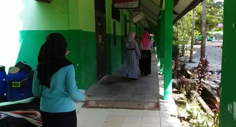 Tunggak Iuran Komite SMAN 4 Banjarbaru Siswa Dianggap Berhenti