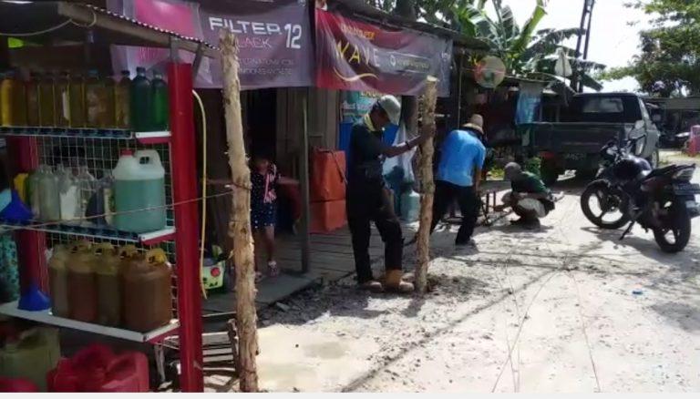 Sangketa Tanah di jalan Trikora