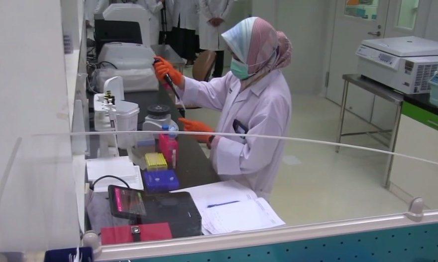 Uji Klinis Vaksin Tahap 3 di Fakultas Kedokteran UNPAD