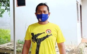 Yusfiansyah Pelatih Karate Lemkari Kab Banjar