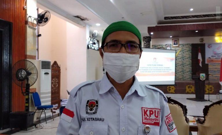 Zainal Abidin Ketua KPU Kotabaru.