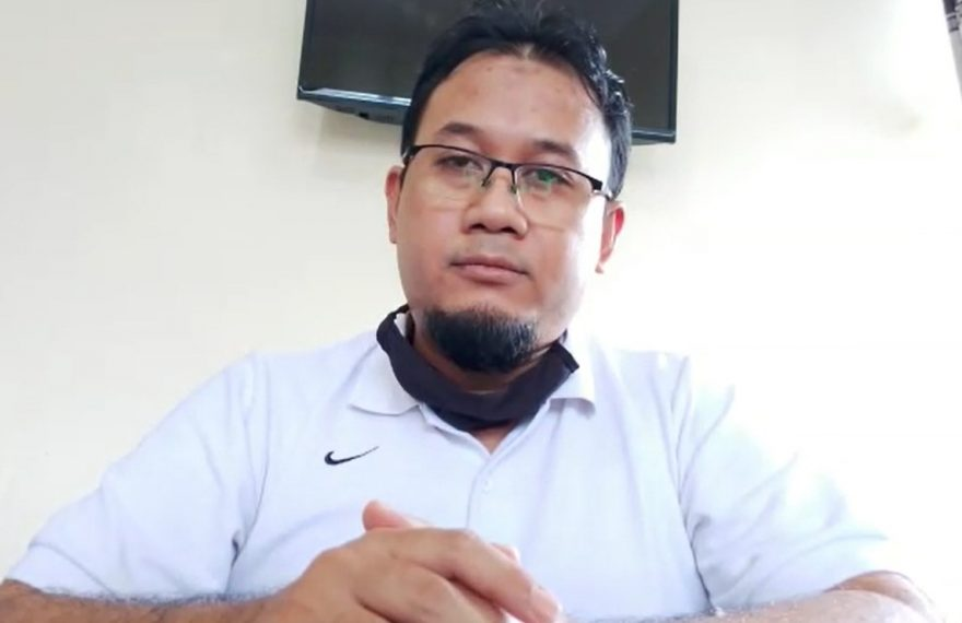 Fitri Hernadi, Kepala Bidang Pembinaan Olahraga Prestasi Dispora Kalimantan Selatan