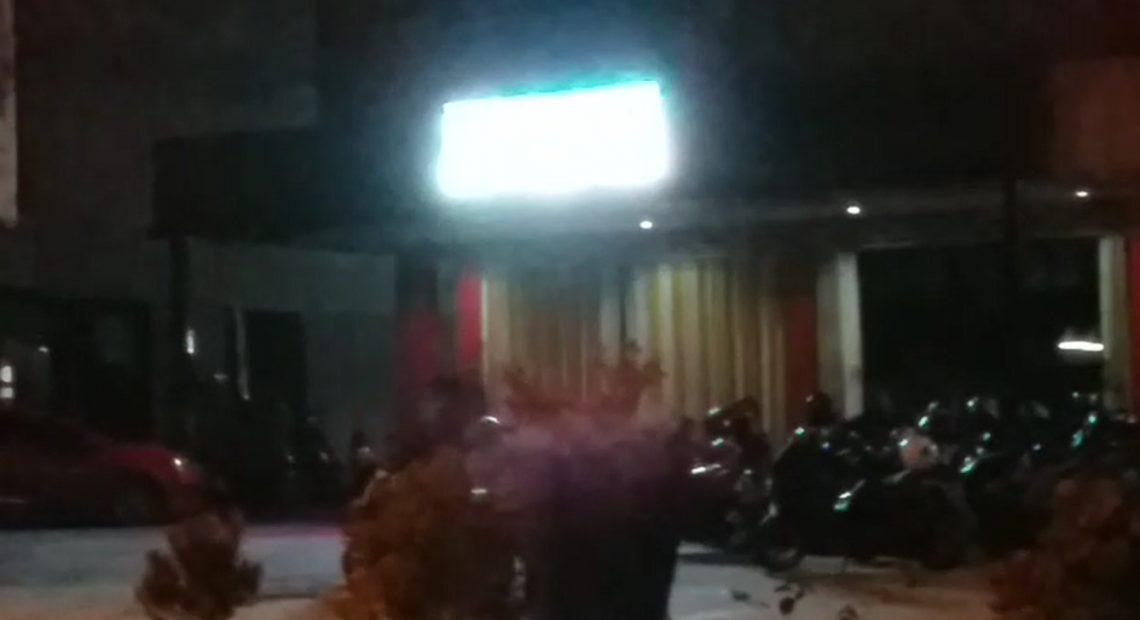 karaoke curi start