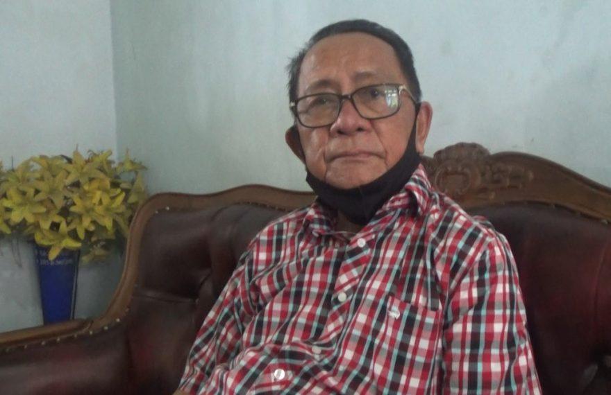 ketua Perkumpulan Pembina Lembaga Pendidikan atau PPLP PGRI Banjarmasin, Dahri