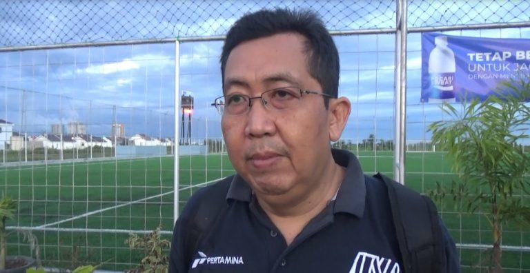 ketua pelaksana kompetisi Arief Inayatullah