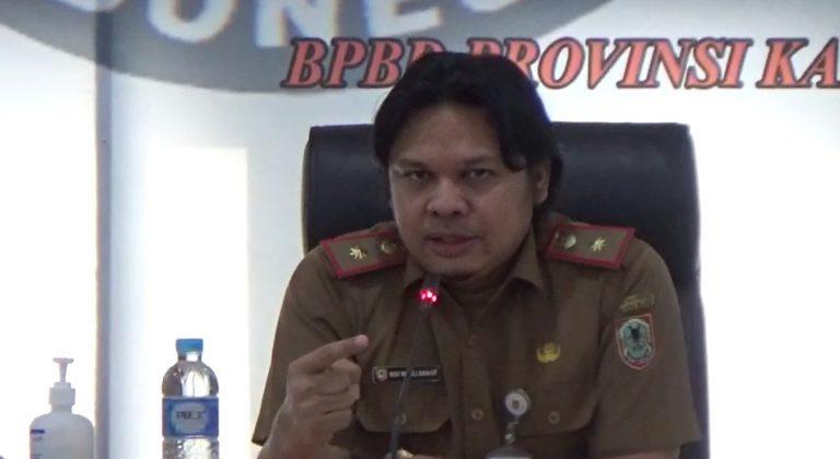 Roy Rizali Anwar Jabat PLH Gubernur Kalsel