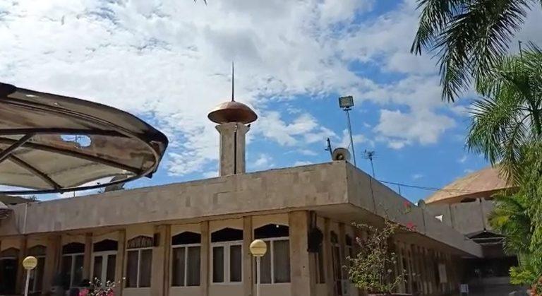 Masjid Sabilal Pastikan Solat Ied Dilaksanakan Dengan Prokes Ketat