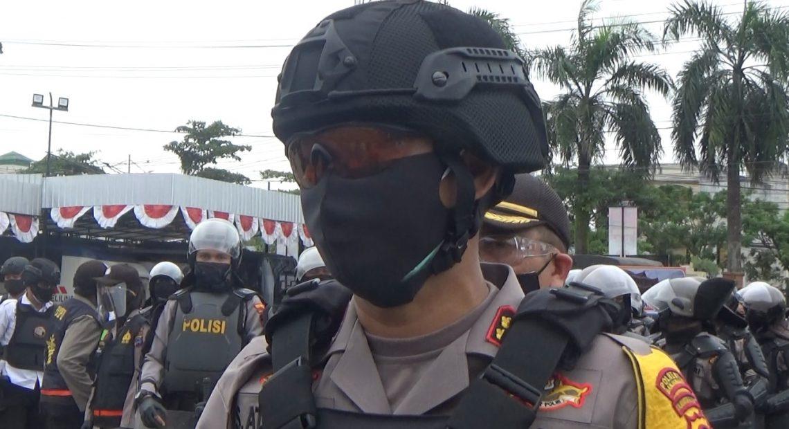 AKBP Sabana, wakapolresta Banjarmasin