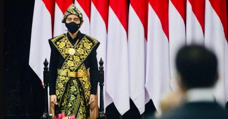 Jokowi Alokasi Dana Ketahanan Pangan Rp104,2 T