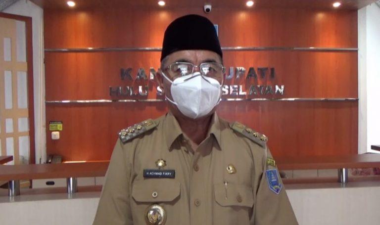 Achmad Fikry Bupati Kabupaten Hulu Sungai Selatan