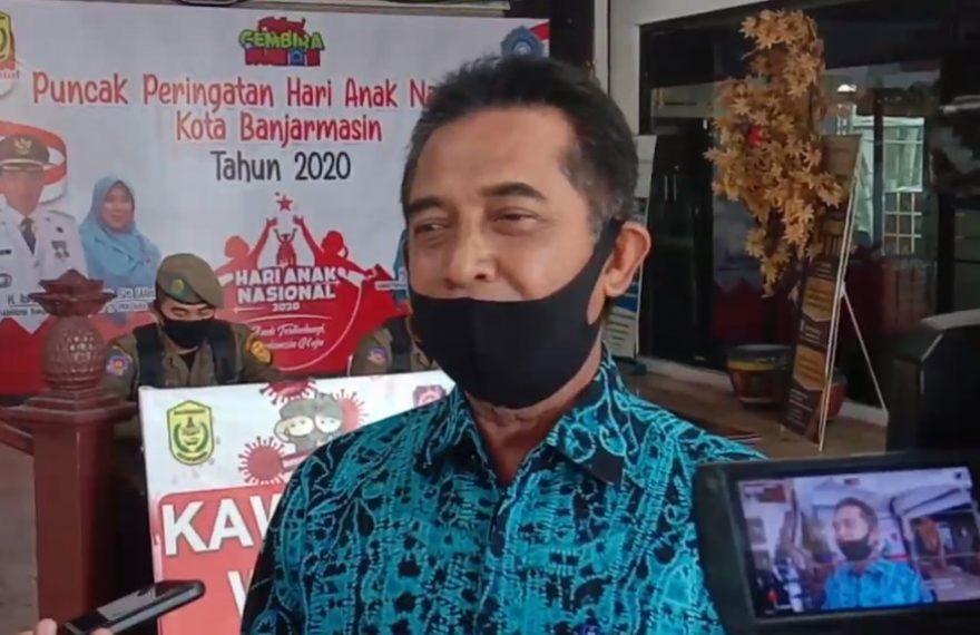 Arifin Noor Bacalon Wakil Walikota Banjarmasin