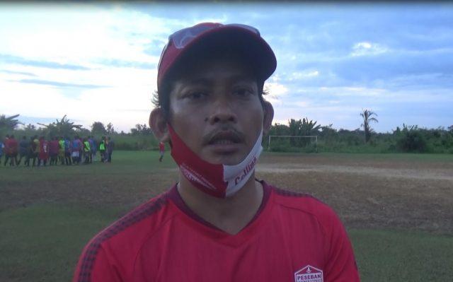 Bambang Hermawan Pelatih Kepala Peseban Banjarmasin