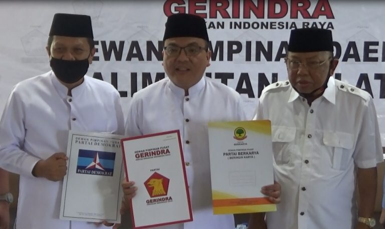 Gandeng Tiga 'Perahu' Politik, Denny Indrayana Siap Maju Pilkada