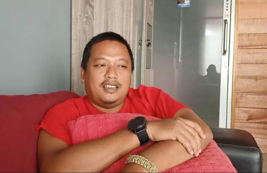 Donny Achdiyat Sekretaris Podsi Kalsel