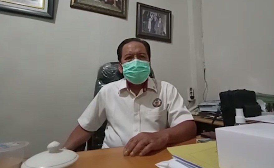 Kepala bidang organisasi KONI Kalsel Firdaus Mansyori