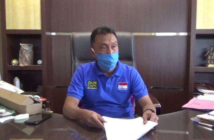 Khairul Saleh Bacalon Wali Kota Banjarmasin
