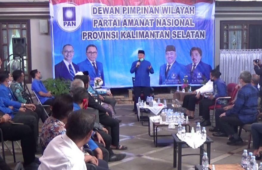 Koalisi Golkar-PAN 'Pecah' di Pilkada Banjarbaru