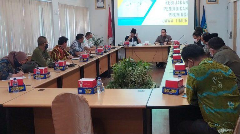 Komisi IV DPRD Prov Kalsel Berkunjung ke Provinsi Jawa Timur