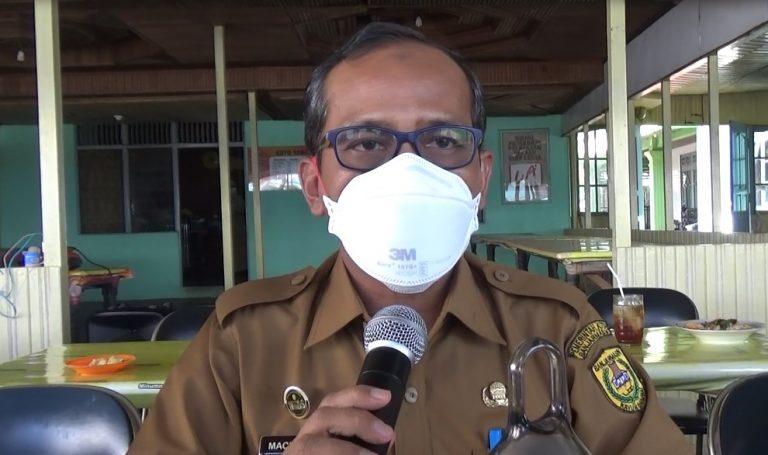 Machli Riyadi Jubir Tim Gugus Tugas Penanganan Covid-19 Banjarmasin