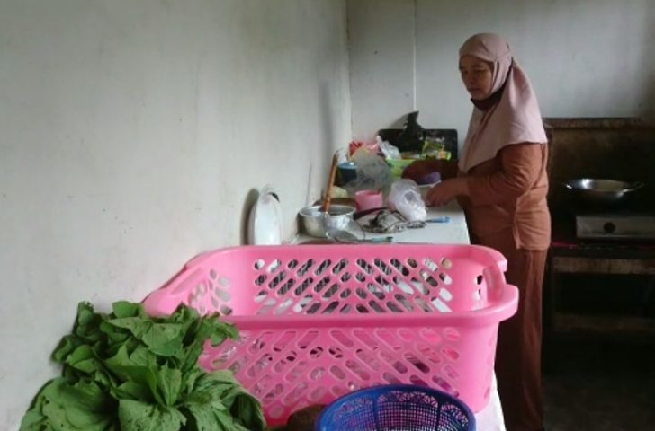 Pedagang Makanan Keluhkan Gas Langka