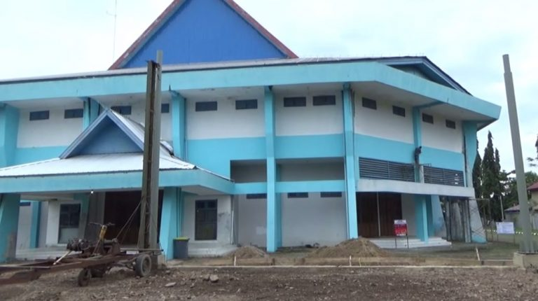 Pemkab HSS Membangunan fasilitas baru sebagai pelaksanaan lomba burung berkicau
